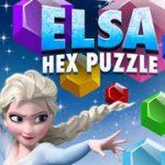 Elsa Hex Puzzle