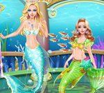 Mermaid Birthday Makeover