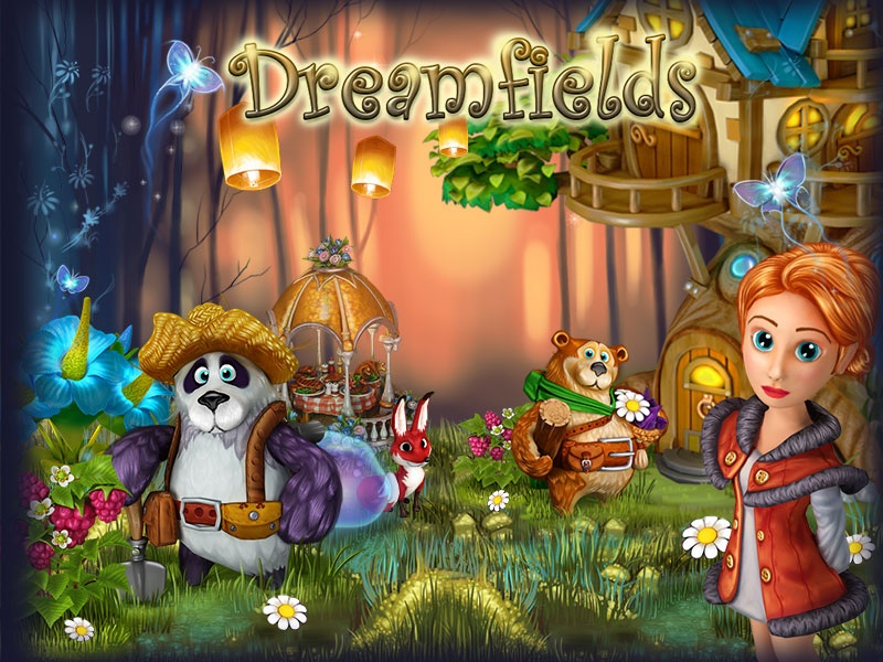 Image Dreamfields